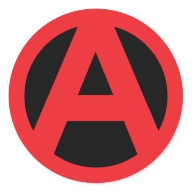 Anarchy Sticker Set