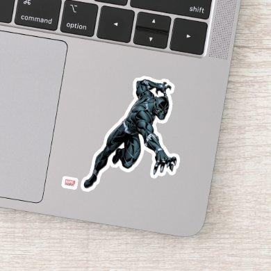 Avengers Classics | Black Panther Claw Attack 2 Sticker