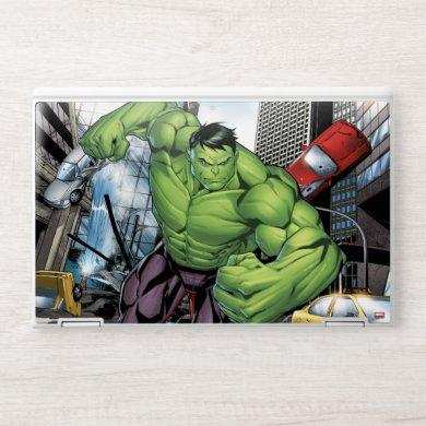 Avengers Classics | Hulk Charge HP Laptop Skin