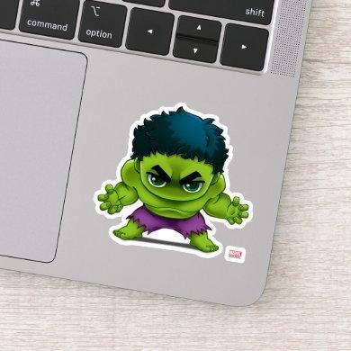 Avengers Classics | The Hulk Stylized Art Sticker