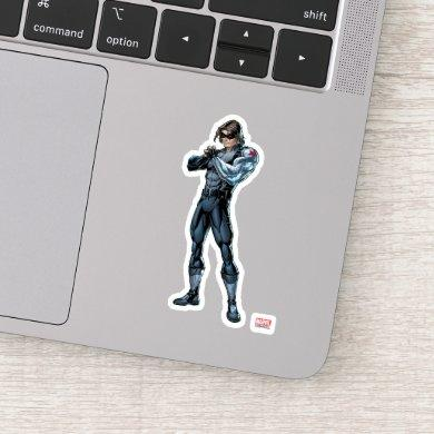 Avengers Classics | Winter Soldier Holding Fist 2 Sticker