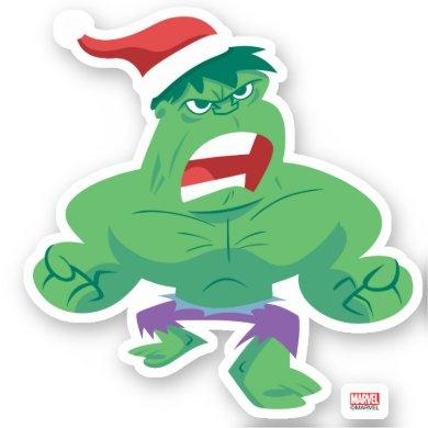 Avengers Seasonal | Hulk Sticker