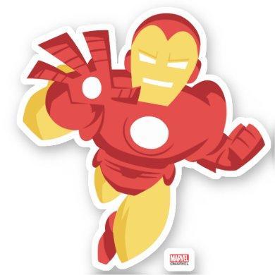 Avengers Seasonal | Iron Man Sticker