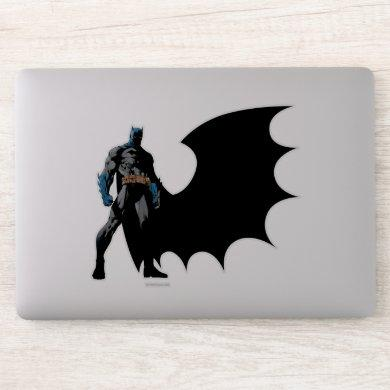 Batman - Black Cape Sticker