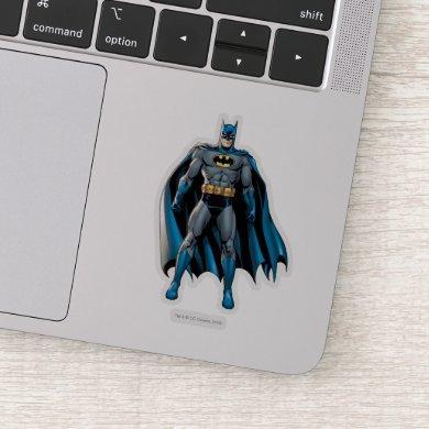 Batman Stands Up Sticker