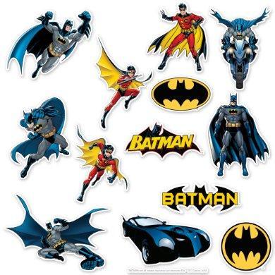 Batman Sticker Set