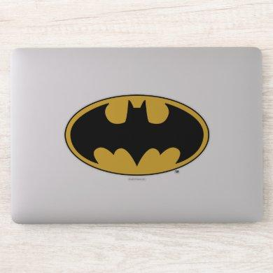 Batman Symbol | Oval Logo Sticker