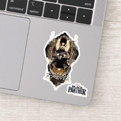 "Black Panther | Shuri ""Wakanda Forever"" Sticker"