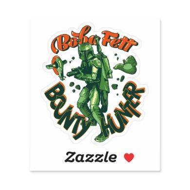Boba Fett | Bold Graphic Sticker