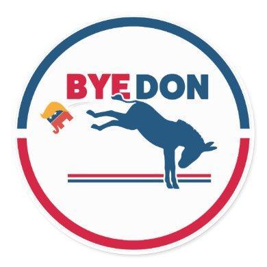 Bye Don - Sticker