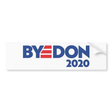 BYEDON Bumper Sticker