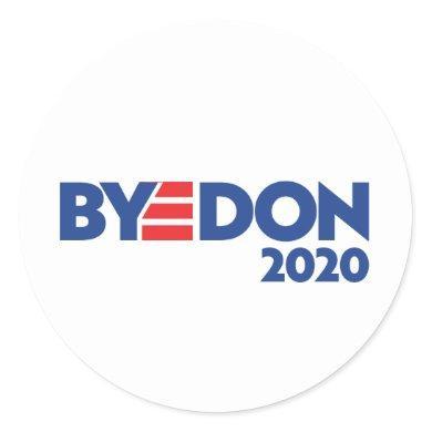 BYEDON Round Sticker
