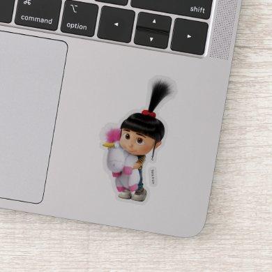Despicable Me | Agnes & Fluffy the Unicorn Sticker