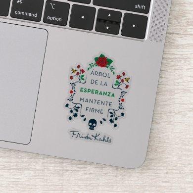 Frida Kahlo | Árbol De La Esperanza Sticker