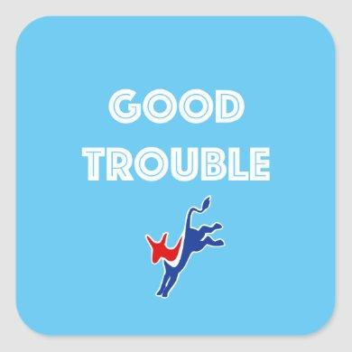 Good Trouble Stickers