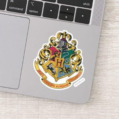 Harry Potter | Hogwarts Crest - Full Color Sticker