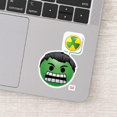 Hulk Emoji Sticker