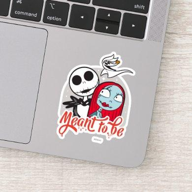 Jack & Sally | Meant to Be Sticker
