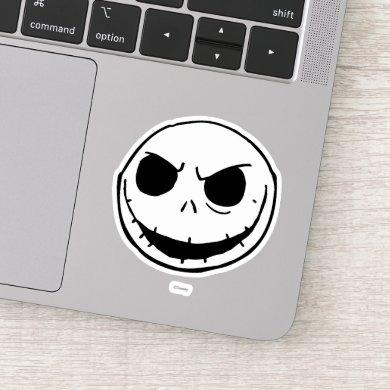 Jack Skellington - Head Sticker