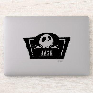 Jack Skellington | Headstone Sticker
