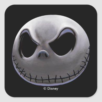 Jack Skellington | Master of Fright Square Sticker