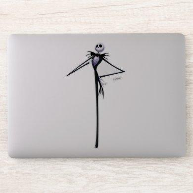 Jack Skellington | Posing Sticker