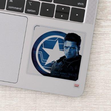 James Barnes A.K.A. Winter Soldier Sticker