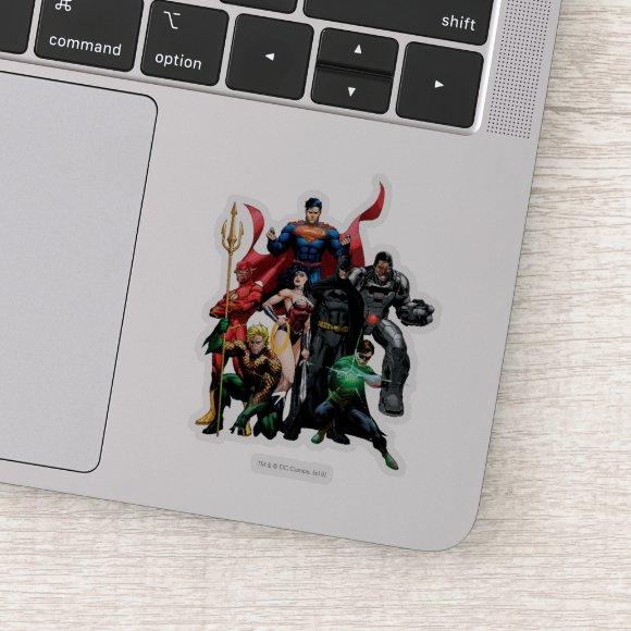 Justice League - Group Sticker
