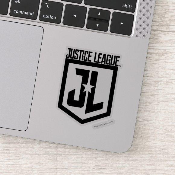 Justice League | JL Shield Sticker
