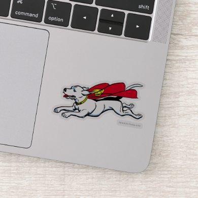 Krypto the dog sticker