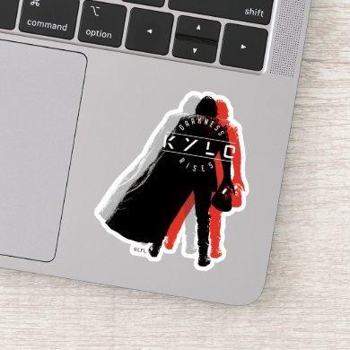 Kylo Ren | Darkness Rises Sticker