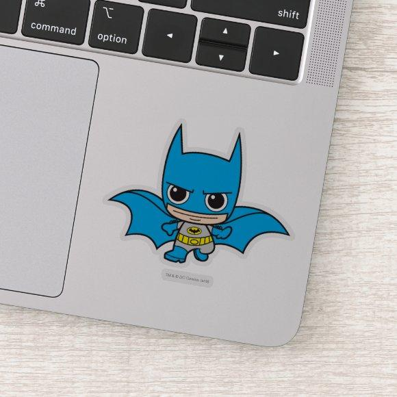 Mini Batman Running Sticker