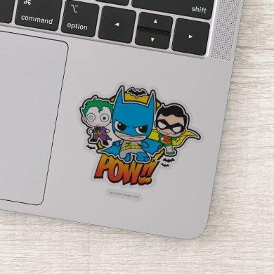Mini Pow Sticker