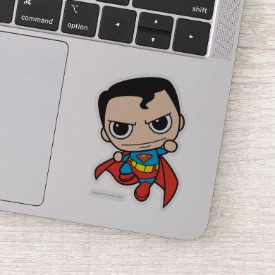 Mini Superman Flying Sticker