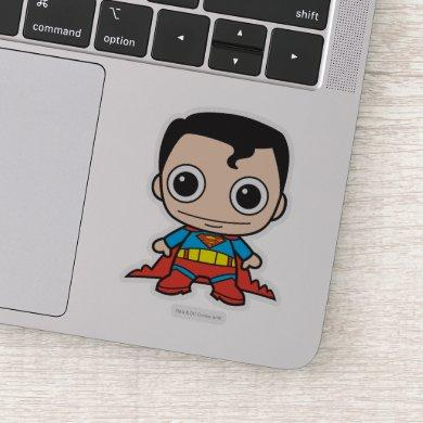 Mini Superman Sticker