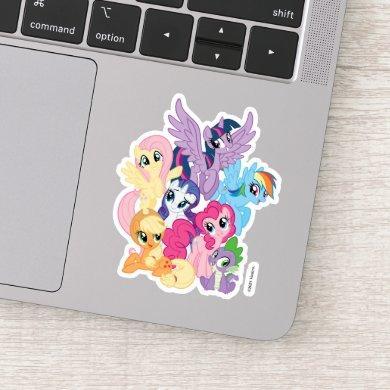 My Little Pony   Magical Friends Sticker
