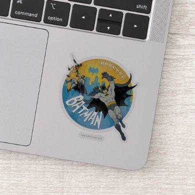 NANANANANANA Batman Icon Sticker