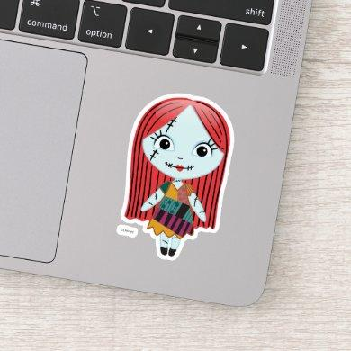 Nightmare Before Christmas | Sally Emoji Sticker