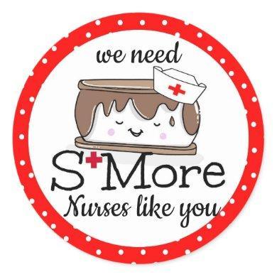 Nurse appreciation week sticker