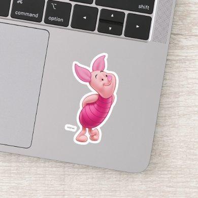 Piglet 9 sticker