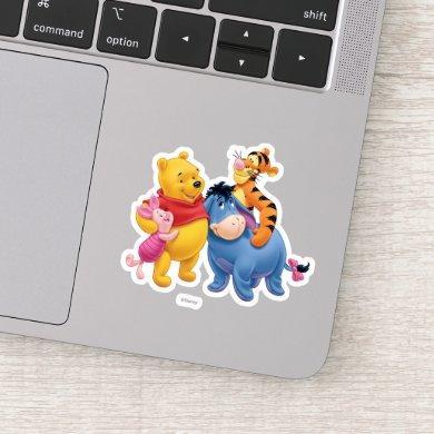 Pooh & Friends 1 Sticker