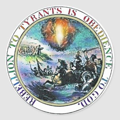 Rebellion to Tyrants Sticker Packs