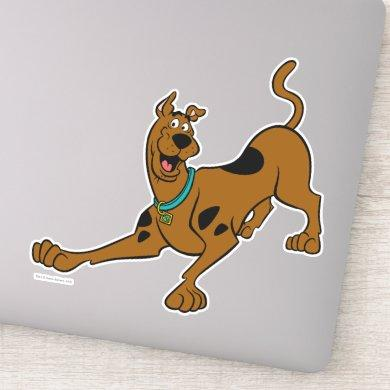Scooby-Doo Ready To Play Sticker
