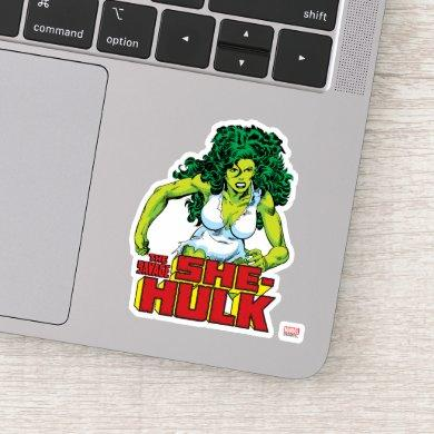 She-Hulk Sticker