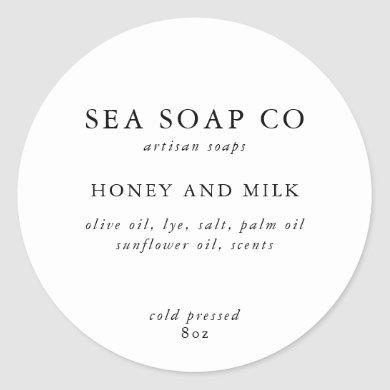 Soap Stickers