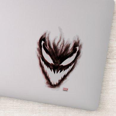 Spider-Man Classics | Face of Carnage Sticker