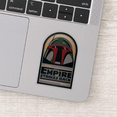 Star Wars: The Empire Strikes Back - Boba Fett Sticker