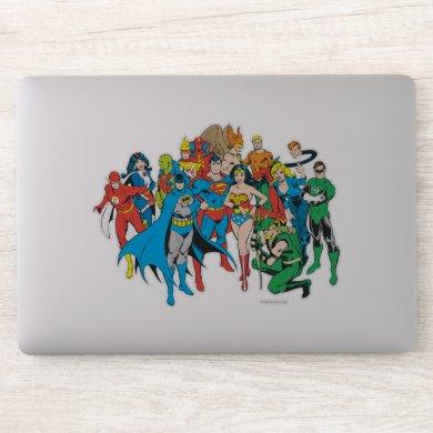 Super Powers™ Collection Sticker