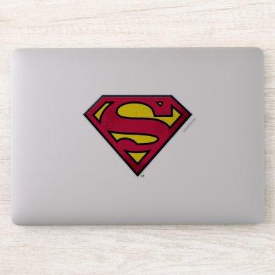 Superman S-Shield | Dirt Logo Sticker