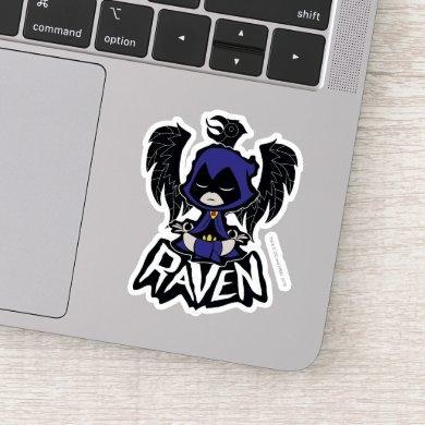 Teen Titans Go! | Raven Attack 2 Sticker